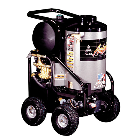 12-Series Portable Hot Water Pressure Washers
