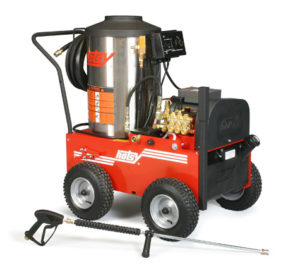 Hotsy 700 Series & 895SS Oil Fired Electric Hot Water Pressure Washer