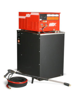 Hotsy All Electric Hot Water Pressure Washers - HWE Series